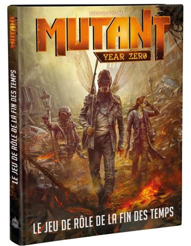 Mutant Year 0 : Livre de base