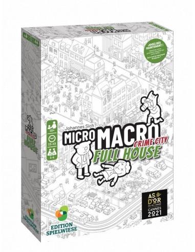 Micro Macro Crime City Full House