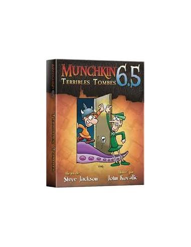 Munchkin extension 6.5