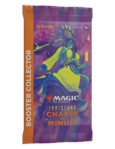Booster Collector Chasse de Minuit (Innistrad)