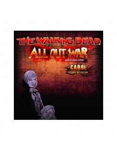 The Walking Dead : Carol