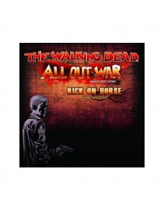 The Walking Dead : Rick à cheval