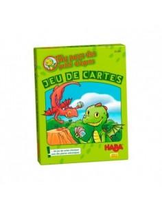 Au pays des petits dragons, le jeu de cartes
