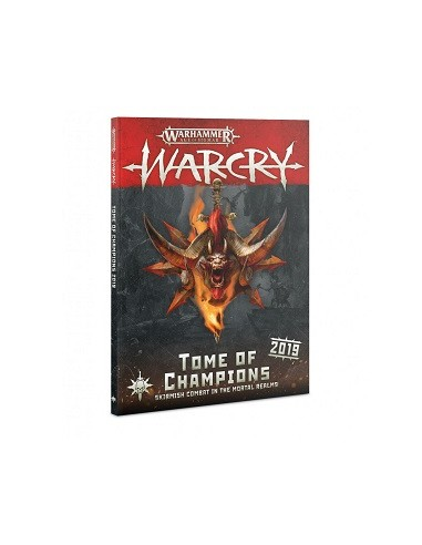 Warcry Tome des Champions 2019