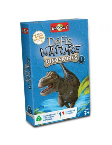 Défis Nature : Dinosaures 1