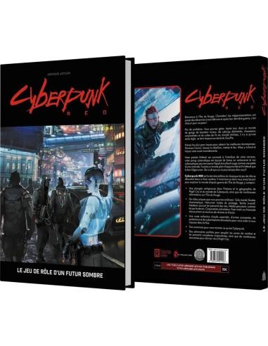 Cyberpunk Red : Le Jeu de Rôle