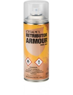 BOMBE DE SOUS-COUCHE Retributor Armour