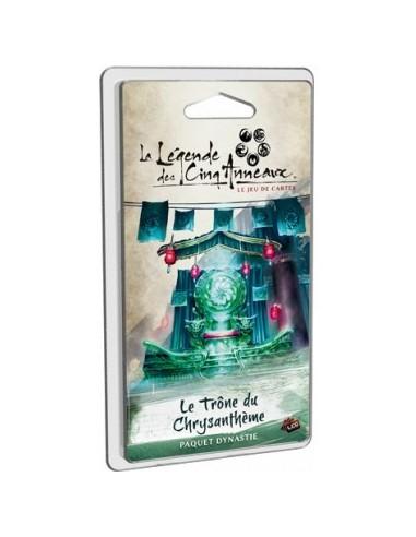 Le trône du Chrysanthème  - L5A JCE