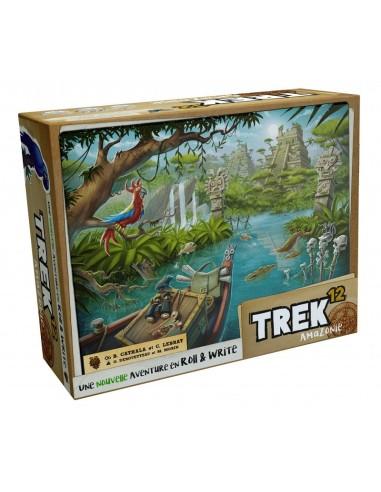 Trek12 Amazonie