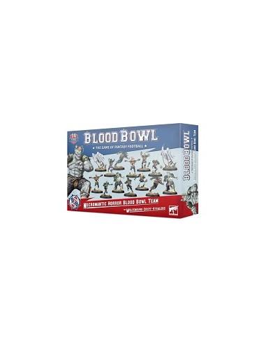 Blood Bowl Necromantic Horror Team
