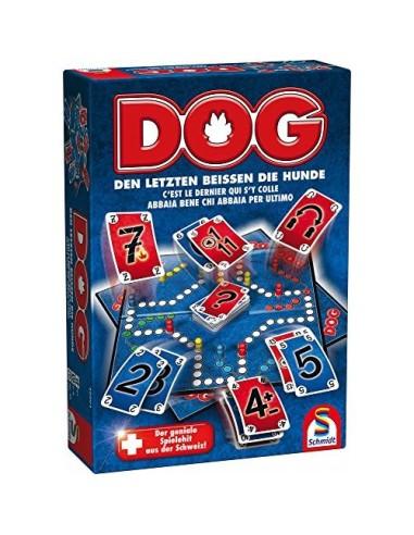 Dog, jeu de tock à 4 ou 6 joueurs