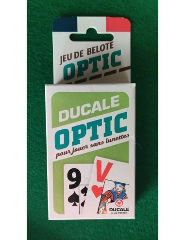 32 Cartes optic ecopack - Ducale