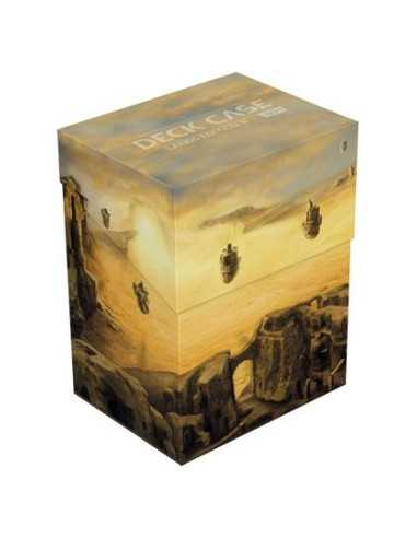 Deckcase 80+ LANDS PLAINE 2