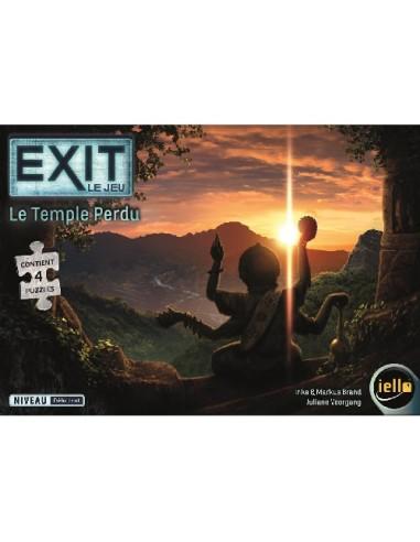 Exit puzzle - Le temple perdu